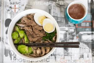 spicy beef ramen soup recipe
