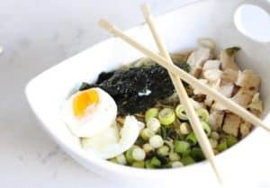 shoyu ramen, shoyu soup base