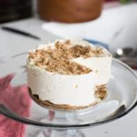 Easter Ice Cream Cheesecake (Keto)