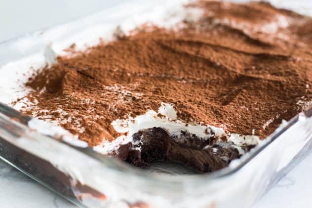 keto mississippi mud pie, low carb mississippi mud pie, keto mississippi mud cake, low carb mississippi mud cake