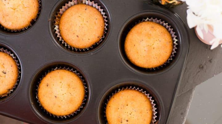 Keto Banana Muffins (No Bananas)