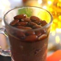 Vegan Keto Chocolate Pudding