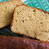 Vegan Keto Loaf