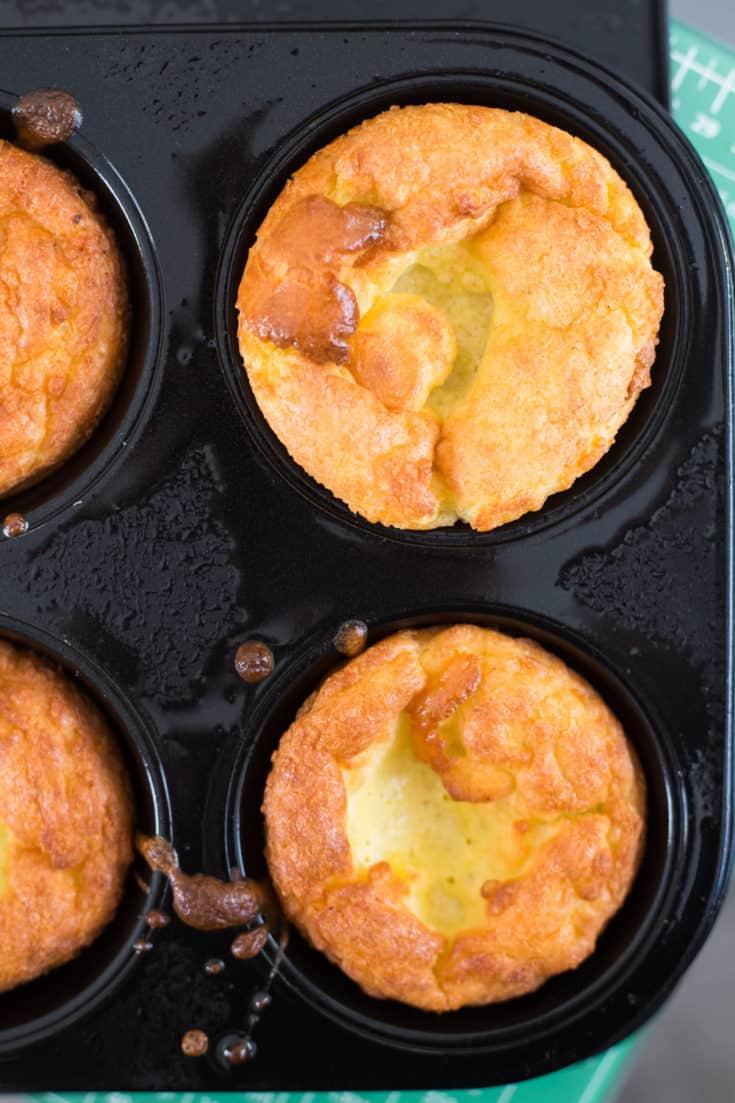 Keto Yorkshire Puddings | Popovers