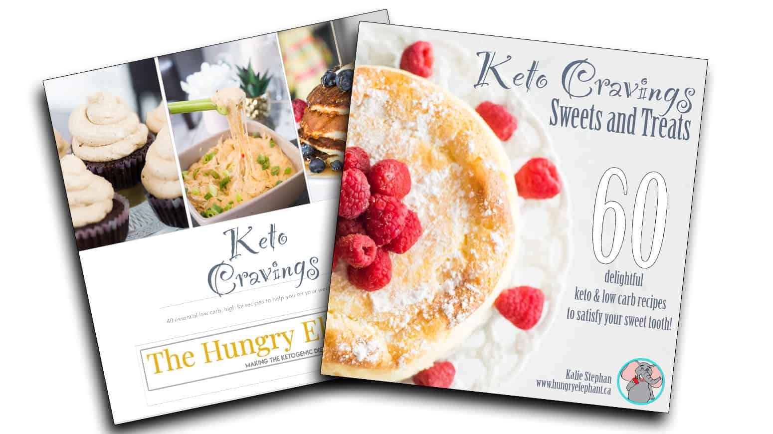keto cravings cookbook, keto cravings
