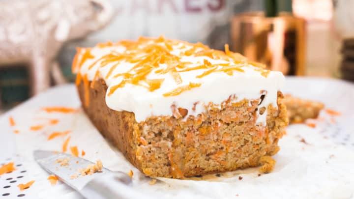 carrot cake recipe, keto carrot cake recipe, low carb carrot cake recipe