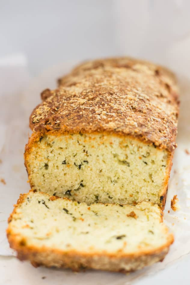 pesto bread, keto pesto bread, low carb pesto bread, gluten free pesto bread, keto pesto loaf, low carb pesto loaf, pesto bread recipe