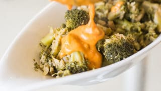 Keto Broccoli and Cheese (4 Ingredients!)