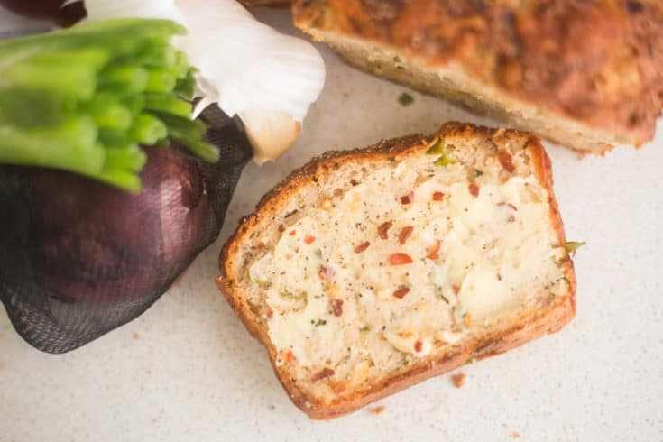 Low Carb & Keto Onion Bread