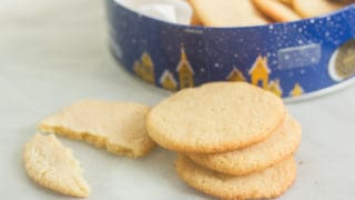 Basic Keto Sugar Cookies
