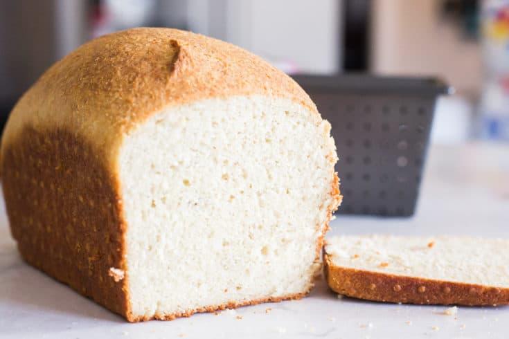 Keto Bread With Vital Wheat Gluten The Hungry Elephant