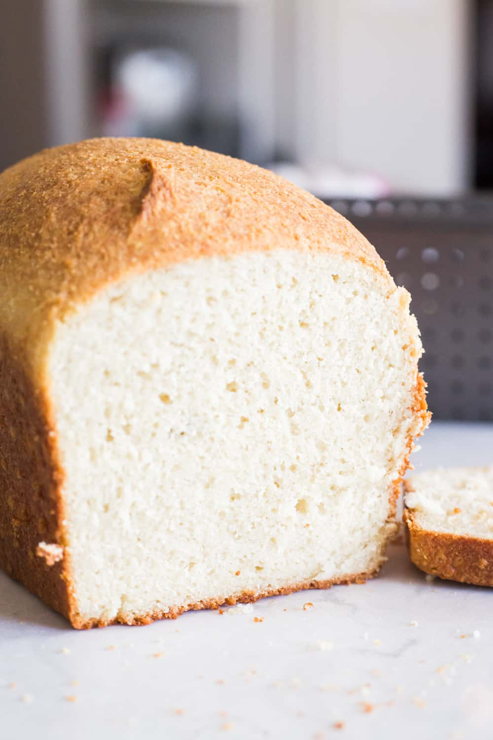 Keto Bread With Vital Wheat Gluten The Hungry Elephant