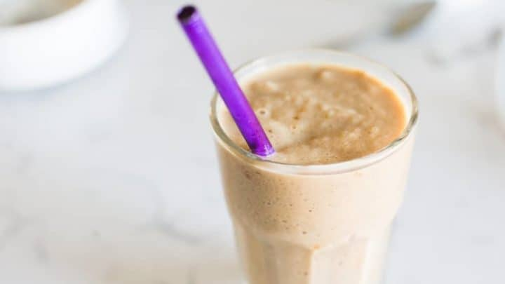 Keto Coffee Frappuccino