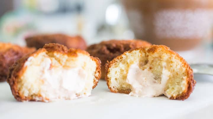 keto cream filled donuts, keto donuts, keto donuts recipe, how to make keto donuts, low carb cream filled donuts, low carb donuts recipe, low carb donuts fried, keto fried donuts, keto donuts almond flour, gluten free fried donuts, keto donuts no bake