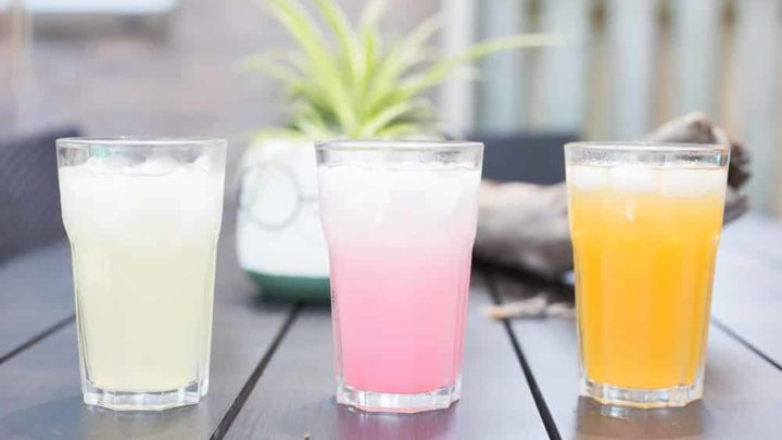 sugar free lemonade, how to make sugar free lemonade, keto lemonade, keto lemonade recipe, sugar free lemonade recipe, how to make keto lemonade, keto lemonade with erythritol, keto lemonade with swerve, keto tea lemonade, lemonade with tea, keto pink lemonade, sugar free pink lemonade